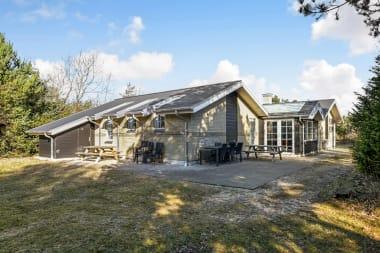 Ferienhaus 536 - Dänemark