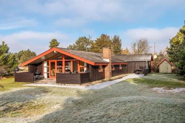 Ferienhaus 598 - Dänemark