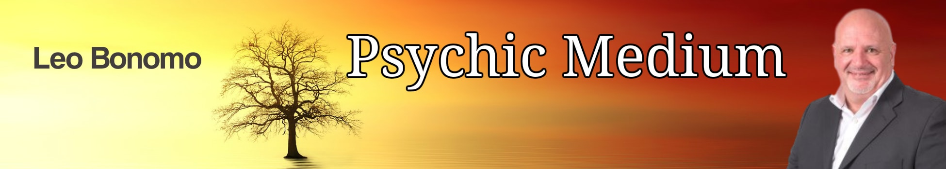 Book Leo Bonomo: insprirational clairvoyant medium and Psychic