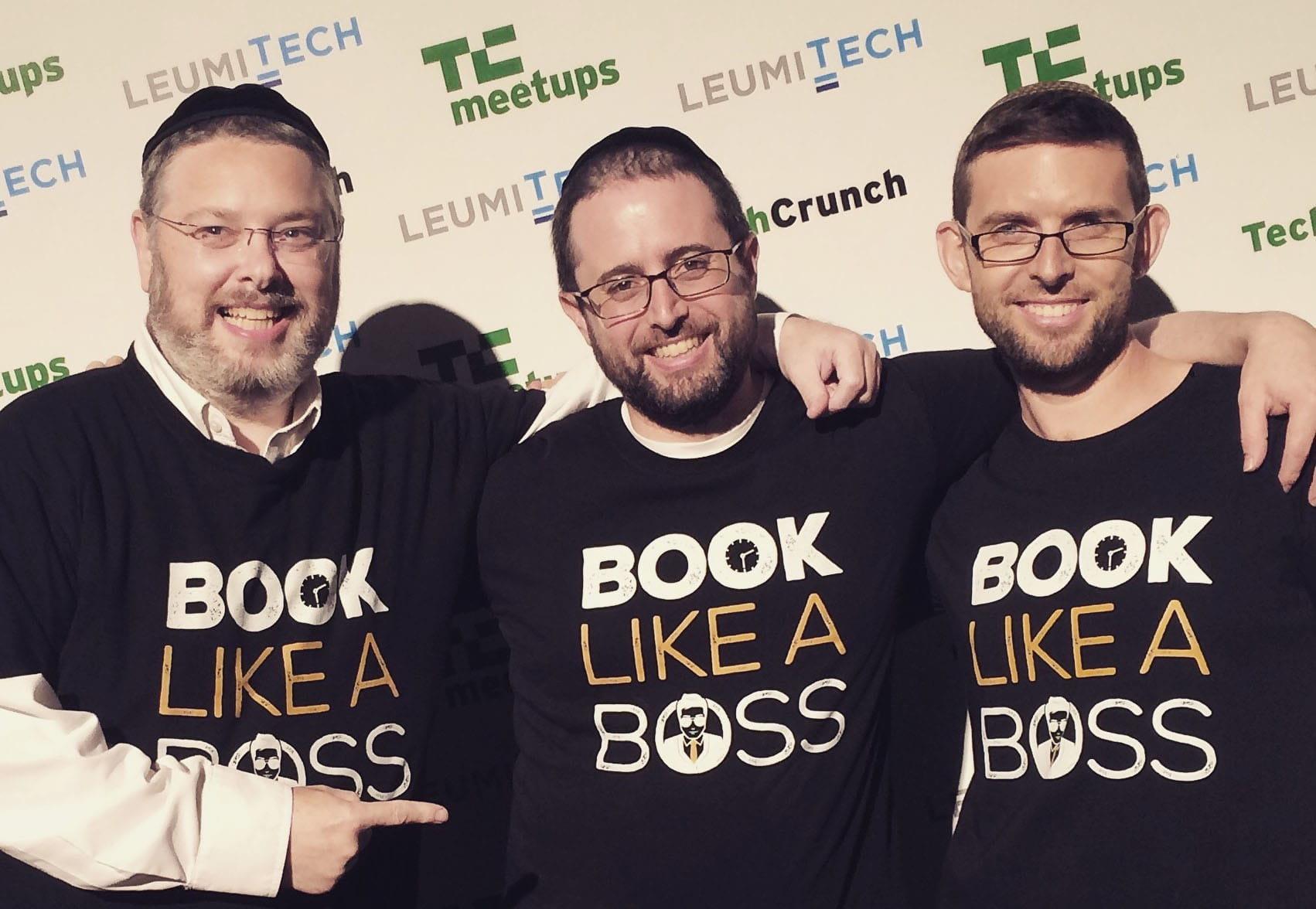 booklikeaboss techcrunch