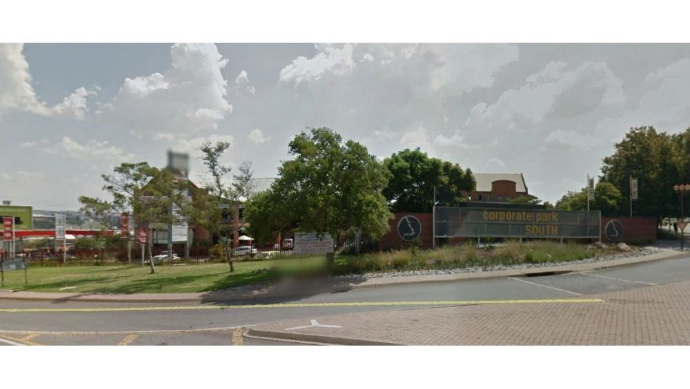 Corporate Park Corner Shopping Centre