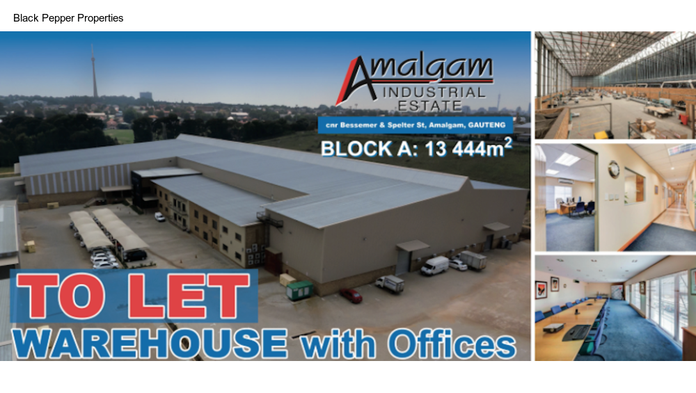 Amalgam Industrial Estate