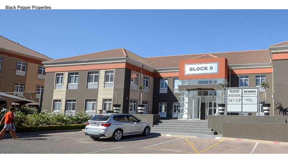 Fourways Office Park, Fourways