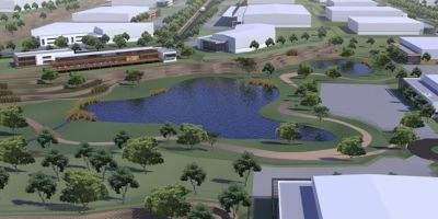 Lord's View Logistics Park