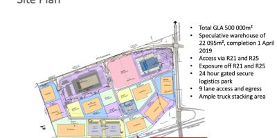 Eastport Logistics Park