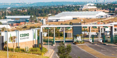 Cosmo Business Park