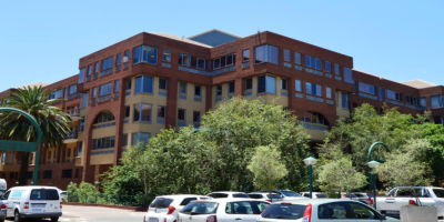 Braampark Office Park, Braamfontein
