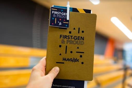 Breaking Barriers: First-Gens in Tech 2020 logo