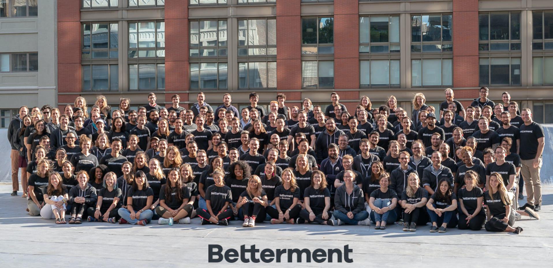 Betterment team