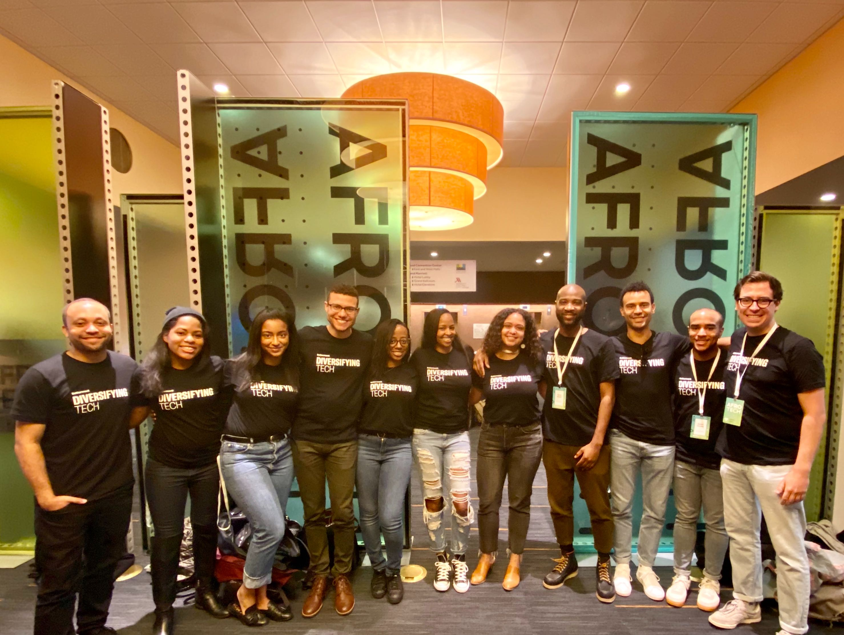 Black @ Betterment road tripping to Afrotech in Oakland, CA