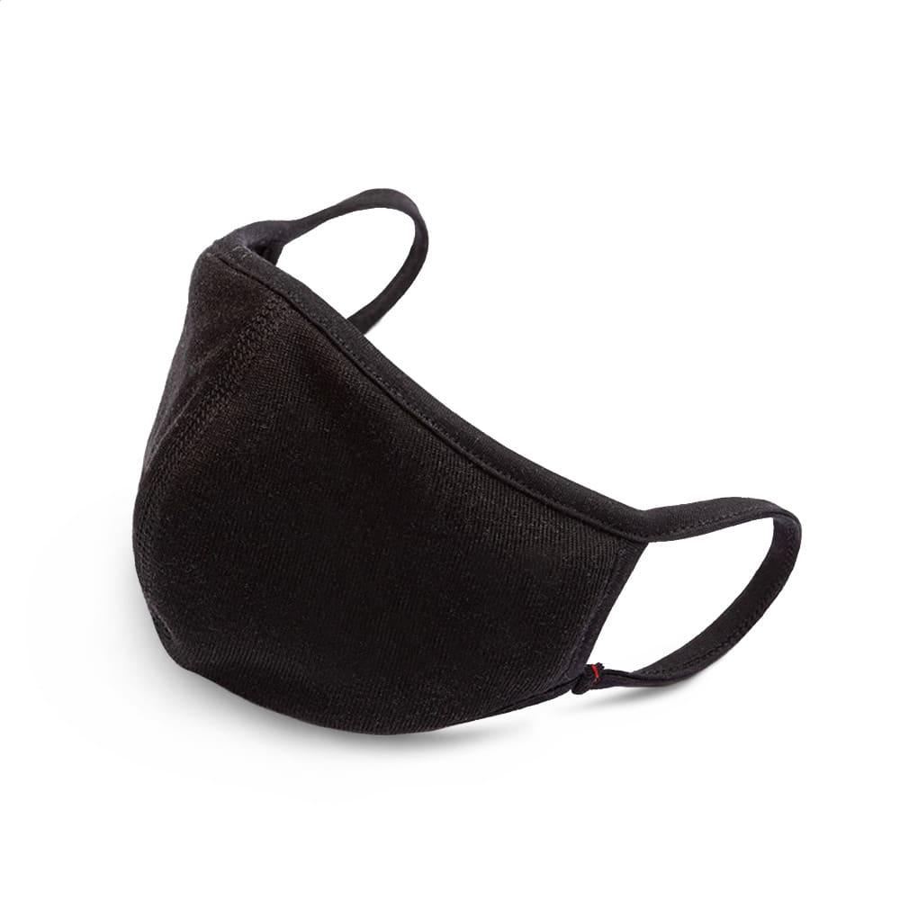 Black Face Mask (3-Pack)
