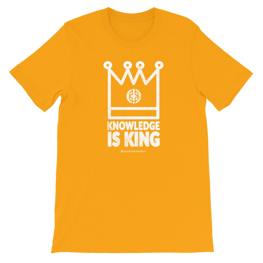 Knowledge is King Tee