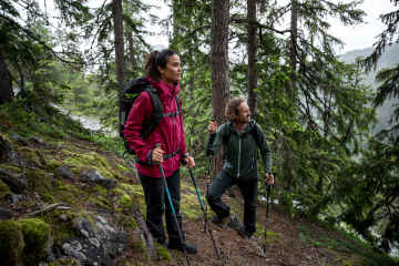 Waldbaden - Regeneration in der Natur