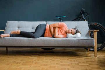 Sport und Schlaf