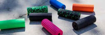 Mini Fascia Rollers in alle kleuren