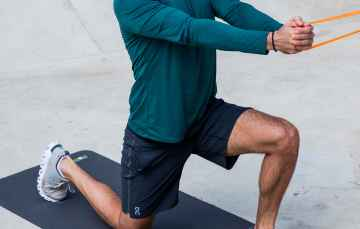 Programme d'exercices pour les coureurs