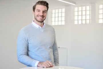 Sleep expert Dr. Fabian Krapf
