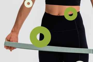 Übungen nach Körperbereich