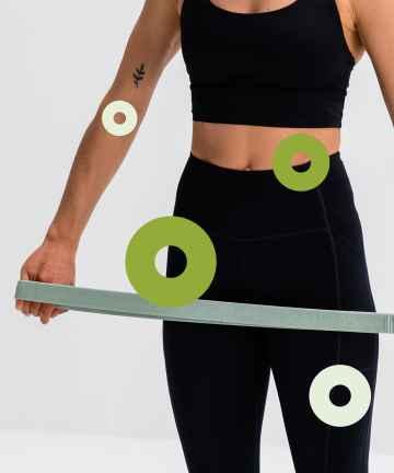 Oefeningen per lichaamsdeel