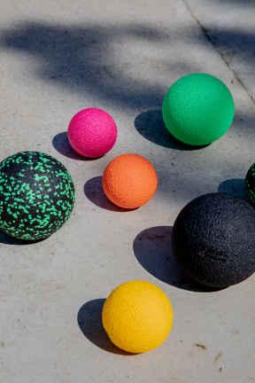 Exercises avec le BALL