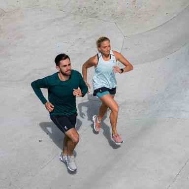 Übungsroutinen für Läufer