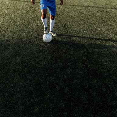 Exercices pour les footballeurs