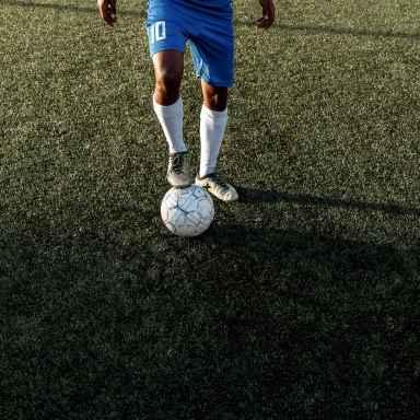 Übungsroutinen für Fußballer