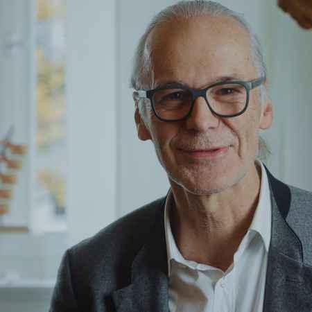 Dr. Robert Schleip, Leiter der Fascia Research Group an der Universität Ulm