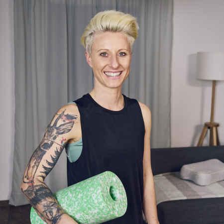 Tina Hohloch, Expertin für Prä- und Postnatales Training