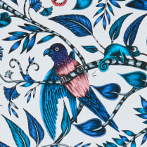 Rousseau Fabric Blue