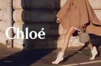 Chloé FW17 Campaign - Atelier Franck Durand © Blanc