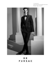 De Fursac FW19 Campaign - Atelier Franck Durand © Blanc