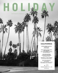 Holiday Magazine - California - Atelier Franck Durand © Blanc