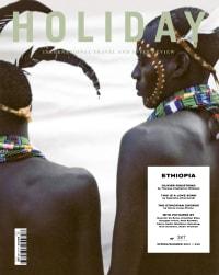 Holiday Magazine - Ethiopia - Atelier Franck Durand © Blanc