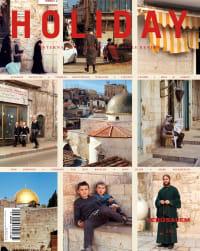 Holiday Magazine - Jerusalem - Atelier Franck Durand © Blanc