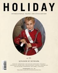 Holiday Magazine - Kingdom of Denmark - Atelier Franck Durand © Blanc