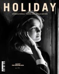 Holiday Magazine - Saint Petersburg - Atelier Franck Durand © Blanc