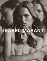 Isabel Marant FW17 Campaign - Atelier Franck Durand © Blanc