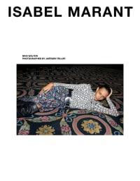 Isabel Marant FW19 Campaign - Atelier Franck Durand © Blanc