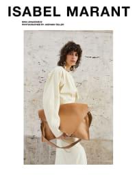 Isabel Marant FW20 Campaign - Atelier Franck Durand © Blanc