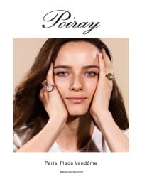 Poiray FW19 Campaign - Atelier Franck Durand © Blanc