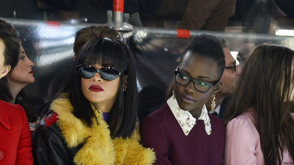 Black Twitter Creates Film Featuring Rihanna and Lupita Nyong'o And It's Already Epic