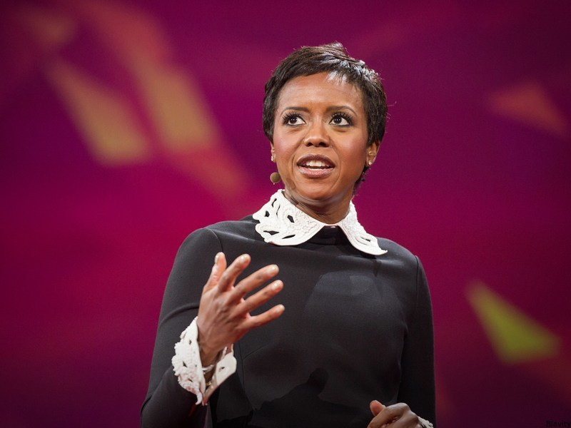 Mellody Hobson Becomes First Black Woman To Chair Economic ...