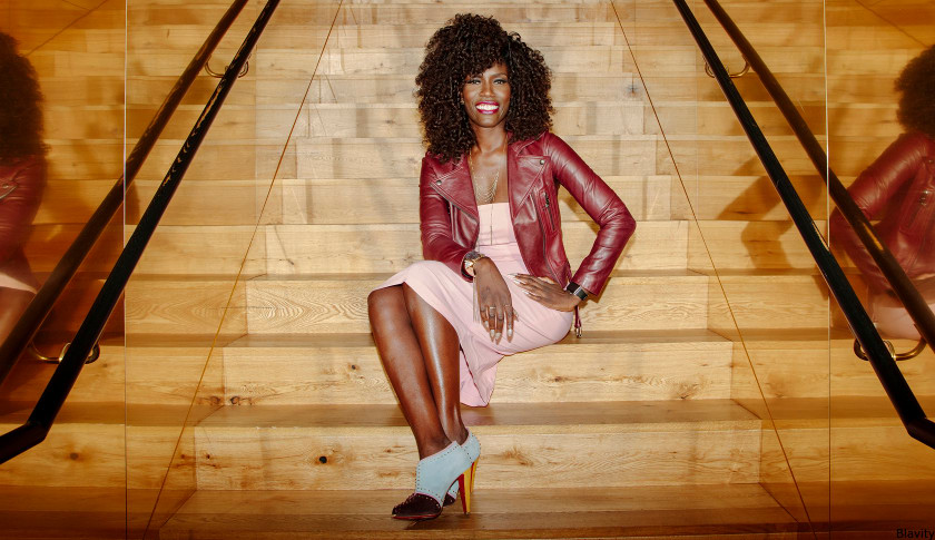 Image result for Apple Executive, Bozoma Saint John as the Public Face of Uber