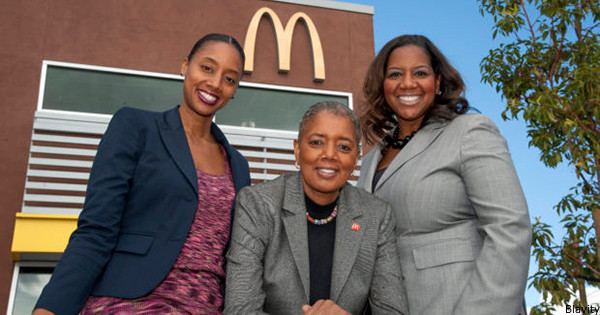 California Mom And Two Daughters Build Empire With 13 McDonald's Franchises