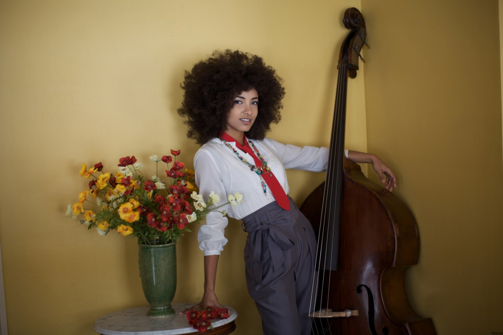 Grammy Award Winner Esperanza Spalding Joins Harvard's Department of Music as a Professor