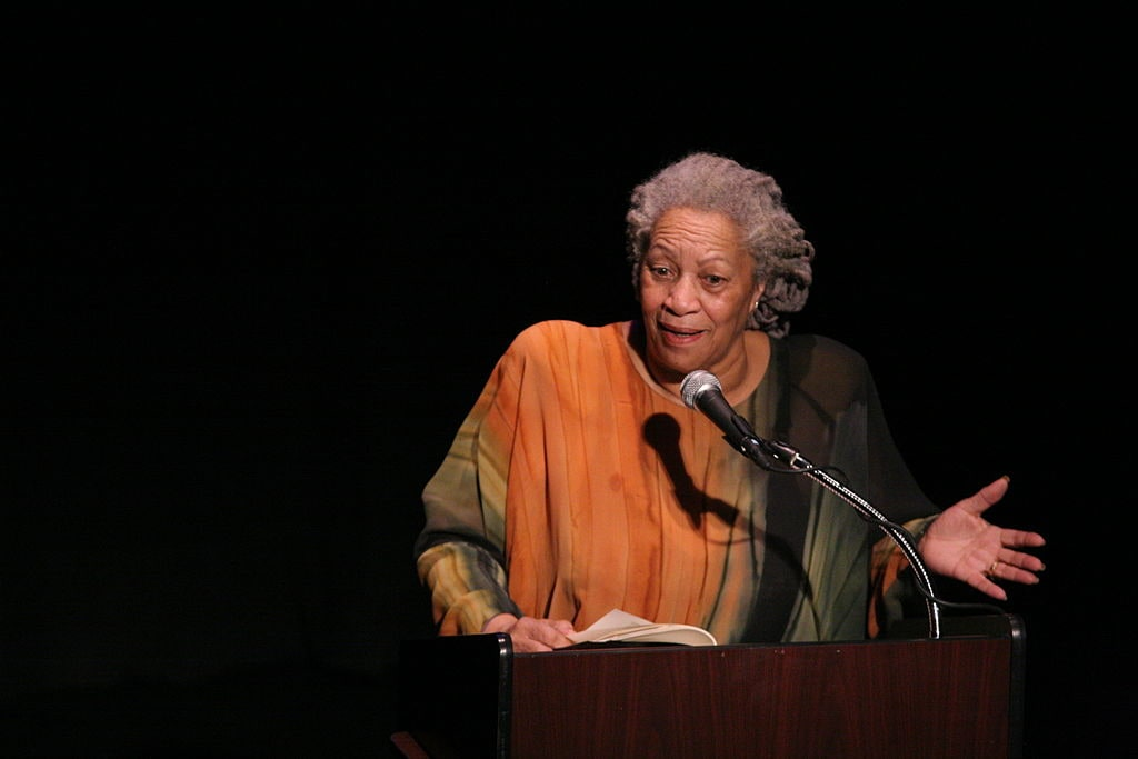 toni morrison rootedness essay Expressing rage in sula - response to the injustice system in toni morrison's sula.