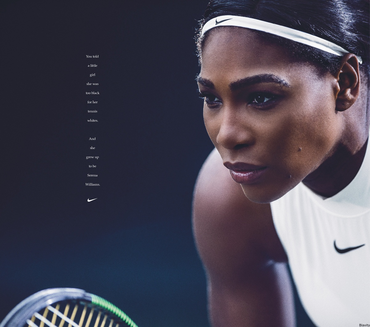 Serena Williams Shows The World  There Is No Wrong Way To Be A Woman  In  New Nike Ad  b44da6c92e5