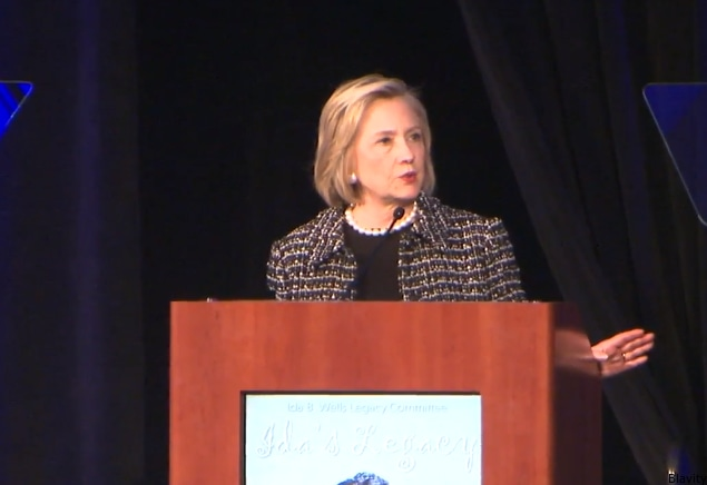 Hillary Clinton To Democrats: 'It Is Not Enough To Thank Black Women, We Need To Support Black Women'