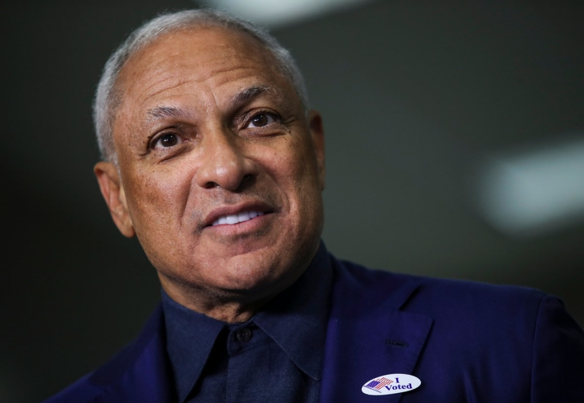 Mike Espy Files Paperwork For A 2020 Run After Losing Bid For Mississippi Senate Seat